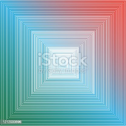 Abstract Background Template - Illustration in Editable Vector Format