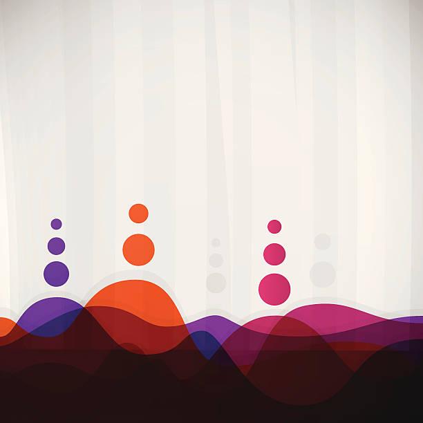 bildbanksillustrationer, clip art samt tecknat material och ikoner med abstract background - stillsam scen