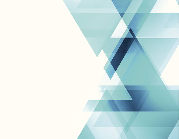 Abstract background Illustration contains a transparency blends/gradients. Additional .aiCS6 file included. EPS 10 triangle shape stock illustrations