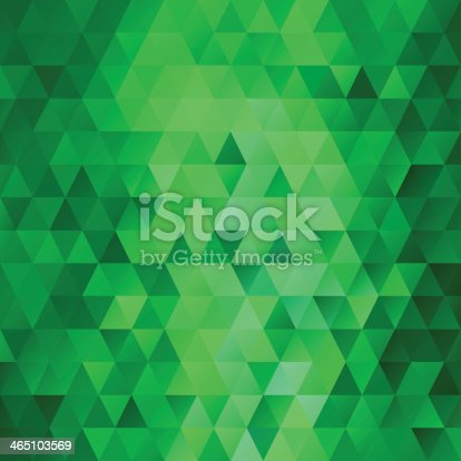 Emerald abstract background.