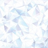 Abstract blue triangles background. Files include: Illustrator CS5, Illustrator 10.0 eps, SVG 1.1, pdf 1.5, JPEG 2500*2500, organized by layers, easy to edit.