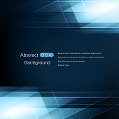 Abstract modern blue background with a space for your text. EPS 10 vector illustration, contains transparencies. High resolution jpeg file included(300dpi).