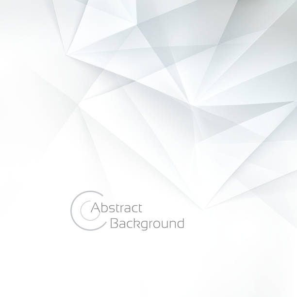 Abstract background Abstract white geometric background with a space for your text. EPS 10 vector illustration, contains transparencies. High resolution jpeg file included(300dpi). diamond stock illustrations