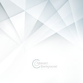 Abstract white geometric background with a space for your text. EPS 10 vector illustration, contains transparencies. High resolution jpeg file included(300dpi).