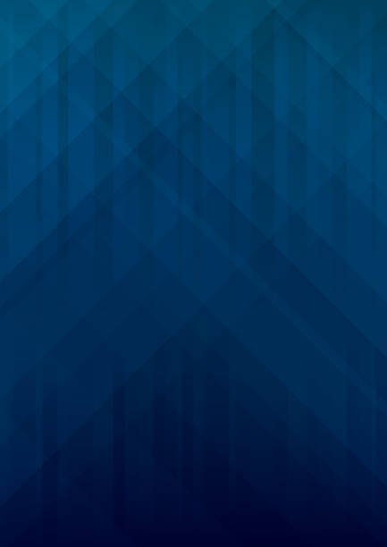 Abstract background Modern abstract dark blue background vector design blue backgrounds stock illustrations