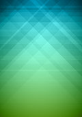 Modern abstract green background vector design