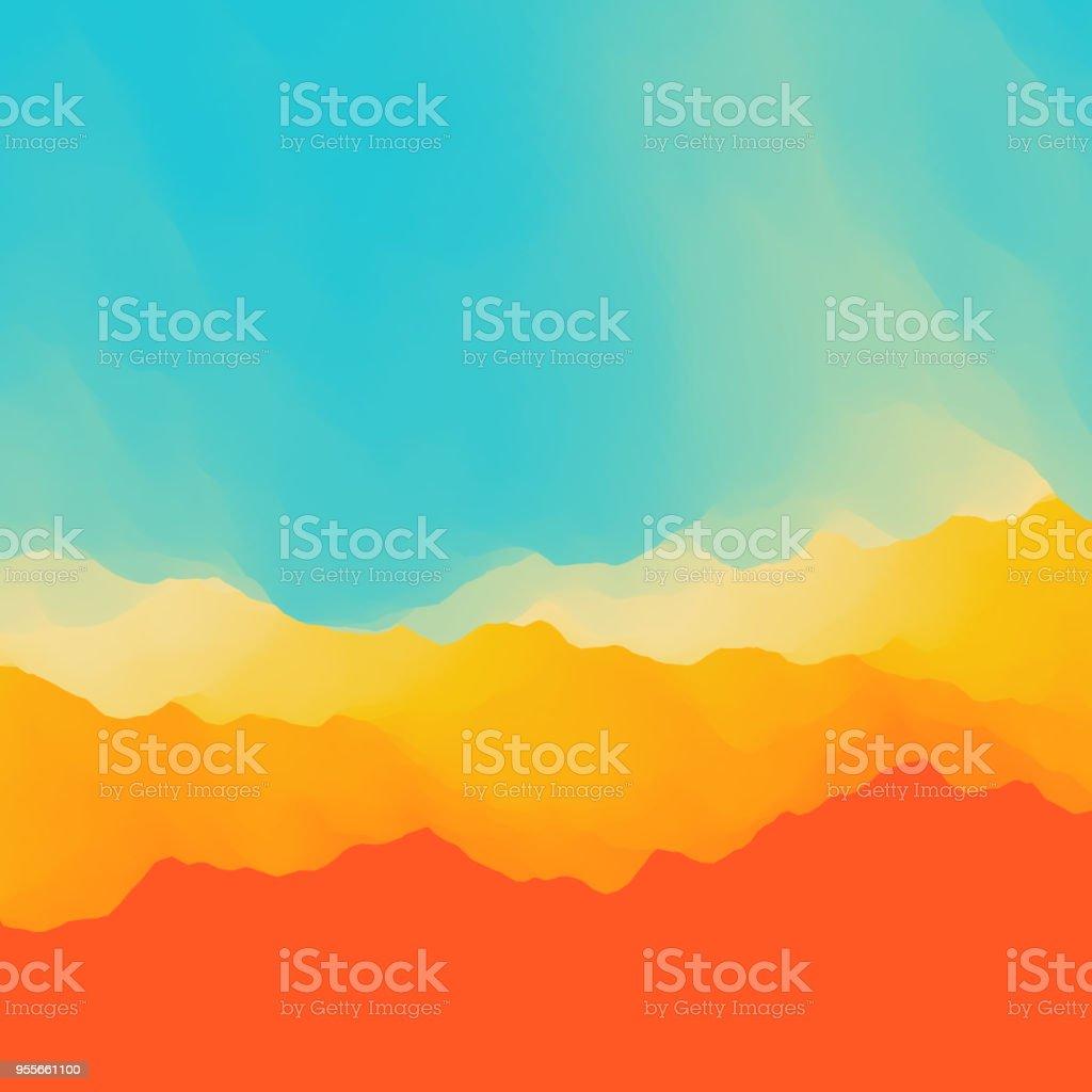 Abstract background. Vector illustration. - arte vettoriale royalty-free di Affari