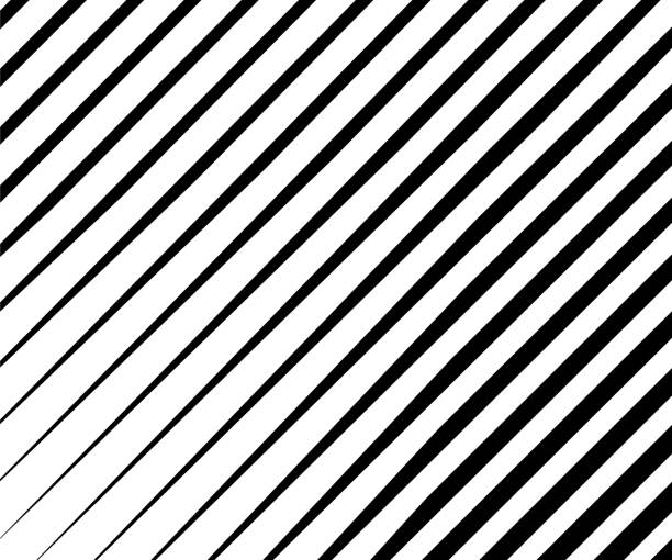 Abstract background, vector template for your ideas, monochromatic lines texture Abstract background, vector template for your ideas, monochromatic lines texture diagonal stock illustrations