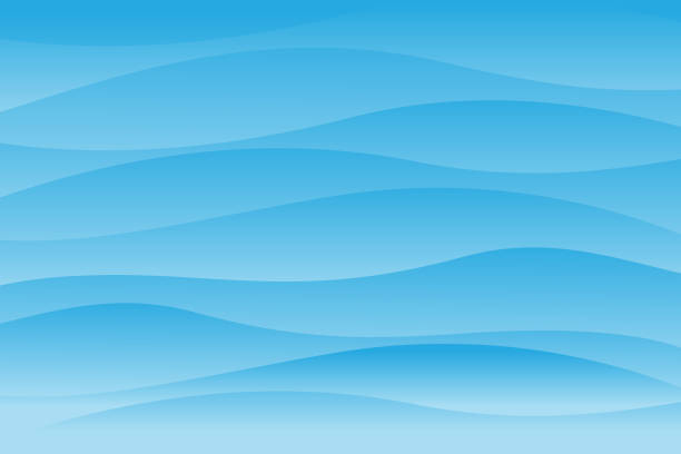 abstract background wave for element design - rytm stock illustrations