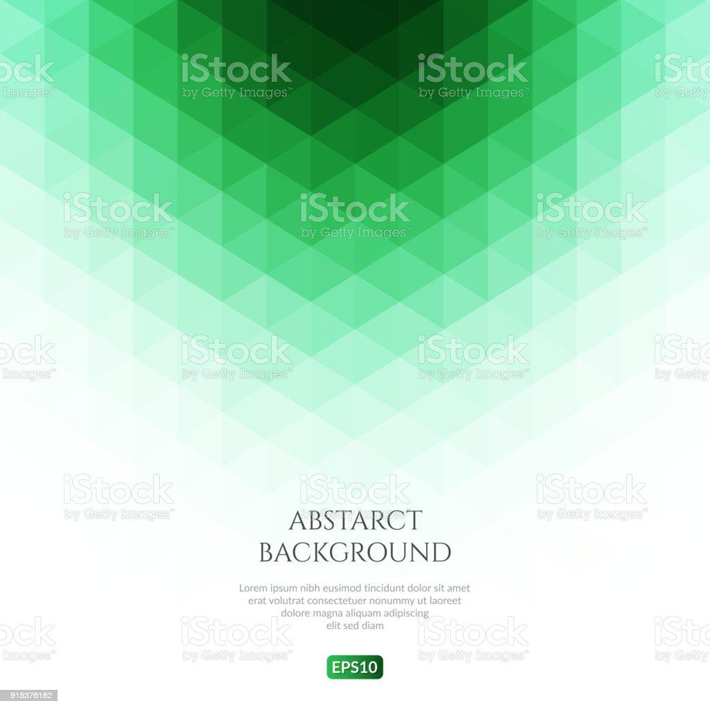 Zusammenfassung Hintergrund Mit Einem Muster Aus Dreiecken Platz Für
