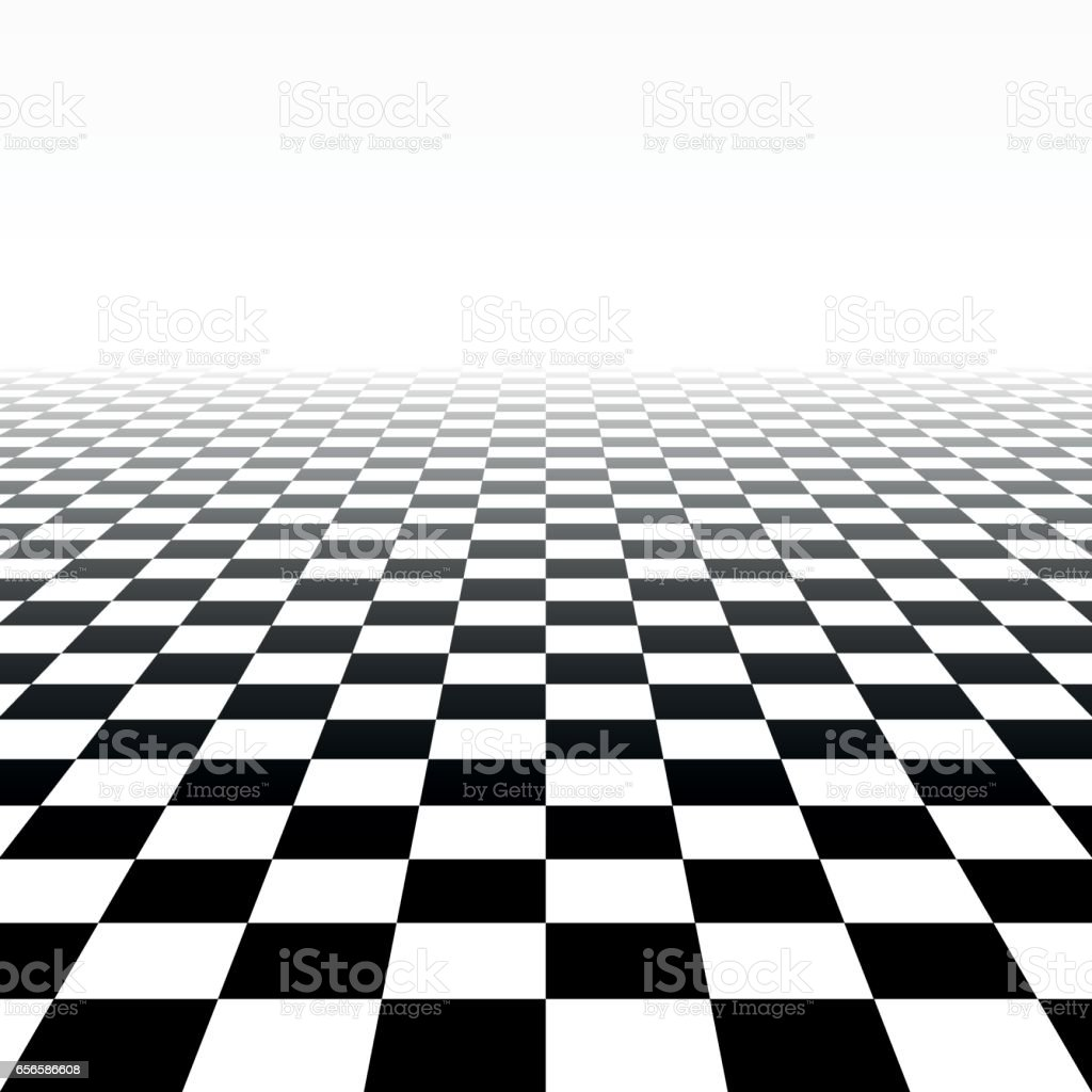 Abstract background with a perspective.
