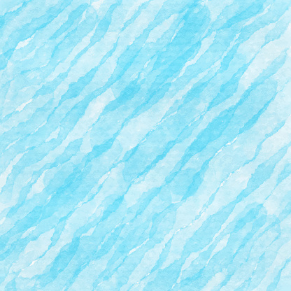 Abstract Background with Blue Brush Stroke Texture. Watercolor Wave Grunge Texture. Blue Texture Design Element for Greeting Cards and Labels, Abstract Background. Summer Coastal Beach Concept.