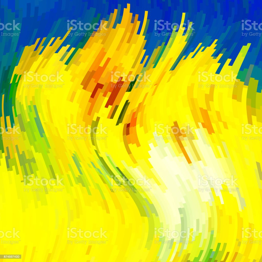 Abstrait Avec Une Texture Géométrique Lumineuse Le Contraste Des ...