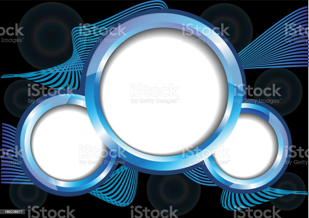 abstract background with circles royalty-free abstract background with circles stock vector art & more images of abstract
