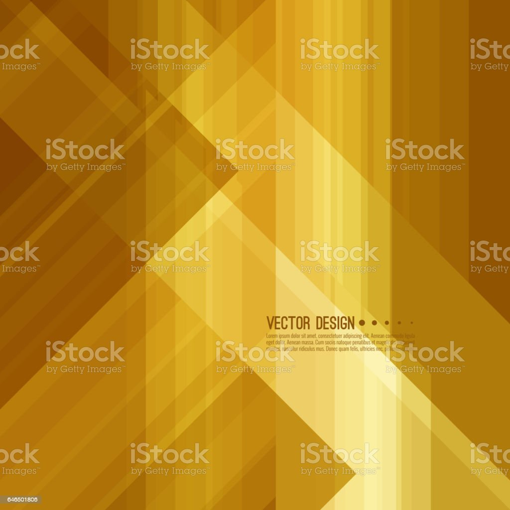Abstract background with diagonal vector art illustration
