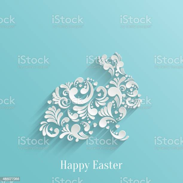 Abstract background with floral easter rabbit vector id485077055?b=1&k=6&m=485077055&s=612x612&h=ljixy3ffyiu kvwfsazroxhotezzqhepjnydkeot0yo=
