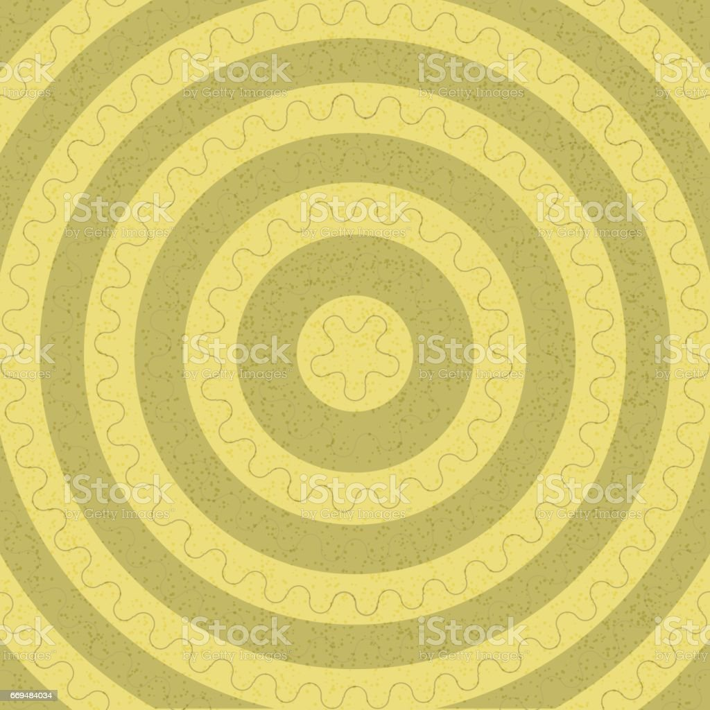Abstract background with gears, cogs, vector illustration.