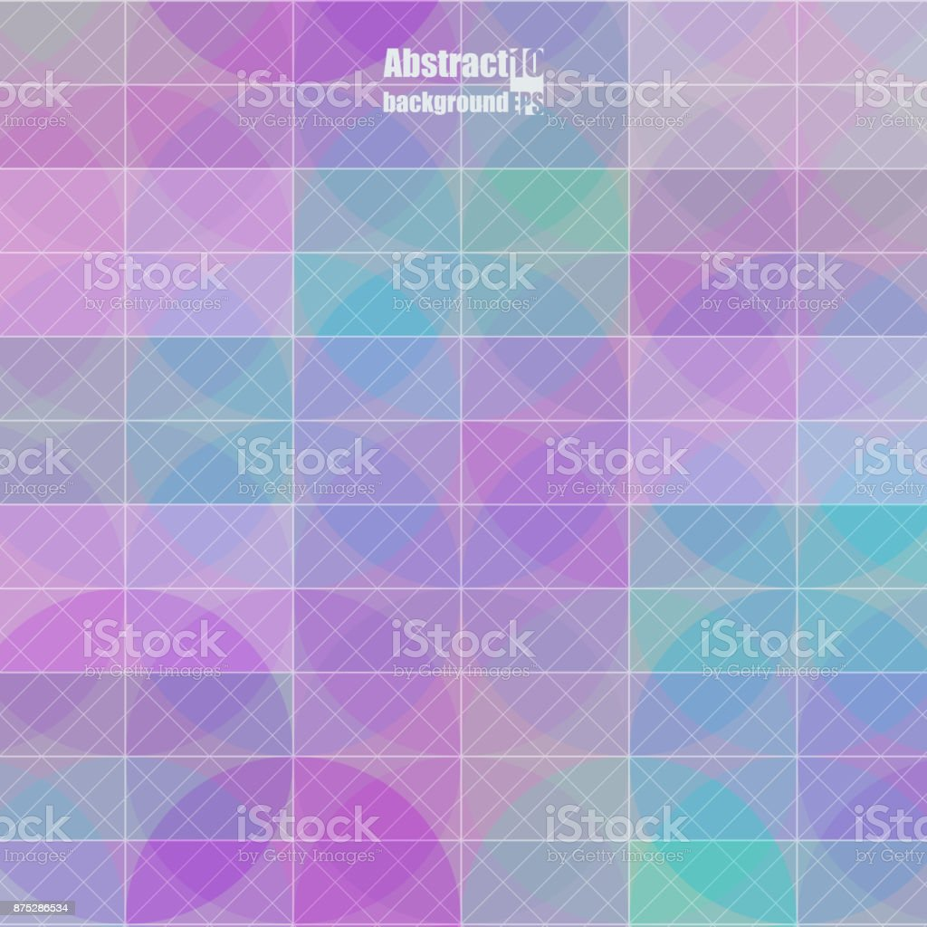 Abstract background with geometric pattern. Eps10 Vector illustration vector art illustration