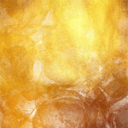 Abstract Background with Golden Glittering Brush Stroke. Gold Shiny Grunge Texture. Gold Foil Brush Stroke Background. Golden Texture Design Element for Greeting Cards and Labels, Abstract Background.