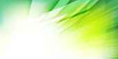 abstract background with green gradient