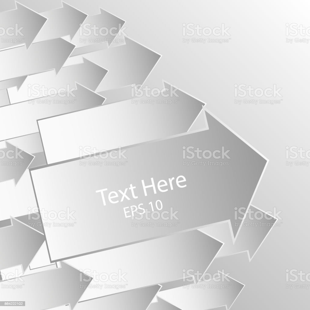 Abstract background with group of shooters. Paper petal Vector illustration.COMMERCIAL royalty-free abstract background with group of shooters paper petal vector illustrationcommercial stock vector art & more images of above