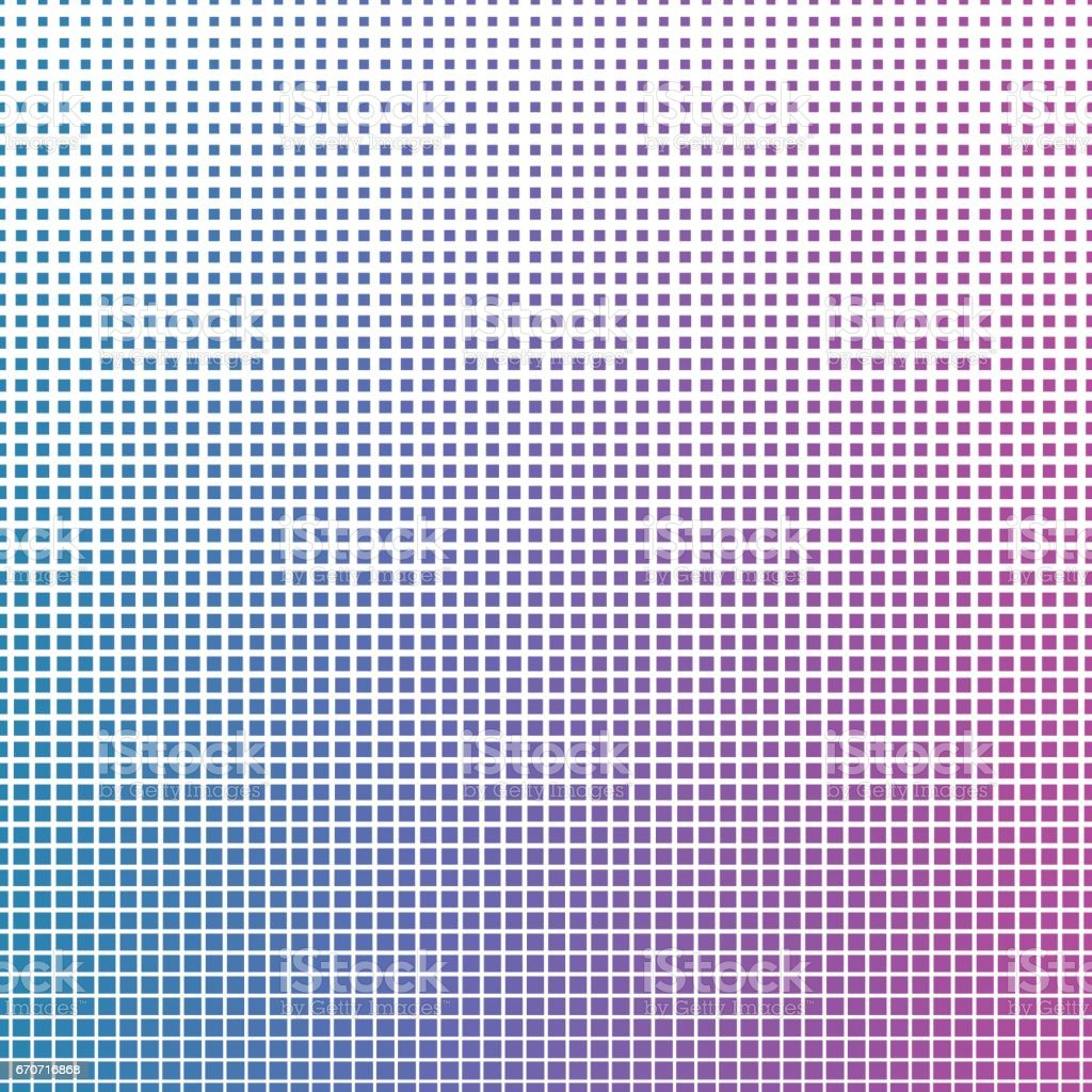 Abstract background with halftone effect, vector illustration. vector art illustration