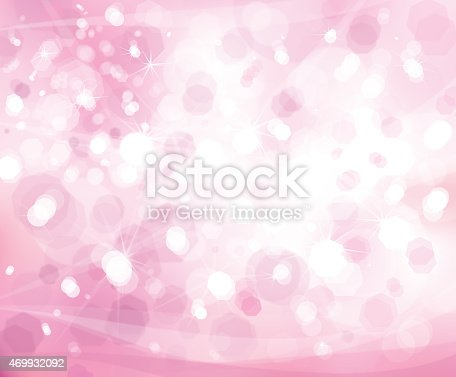 Abstract Background With Light Pink Glitter Vector ...