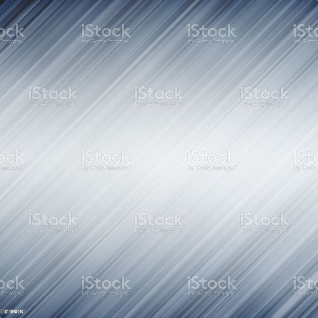 Abstract background with metal texture. Diagonal lines. vector art illustration