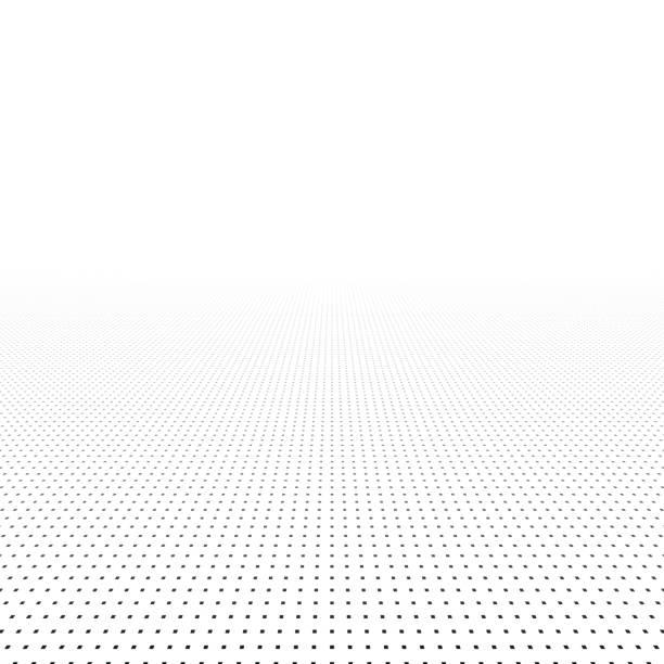 abstrakcyjne tło z perspektywy. - horyzont stock illustrations