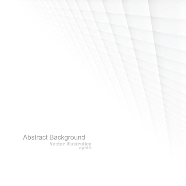 Abstract background with perspective. Abstract background with perspective. White soft texture. white background stock illustrations