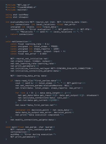 zusammenfassung hintergrund mit programmcode. - computergrundlagen stock-grafiken, -clipart, -cartoons und -symbole