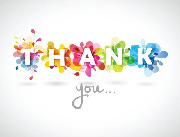 Royalty Free Thank You Banner Clip Art, Vector Images ...