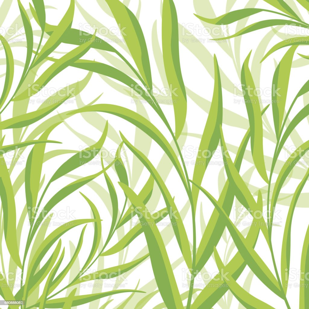 Abstract Background with Tropical Leaves royalty-free abstract background with tropical leaves stock vector art & more images of art