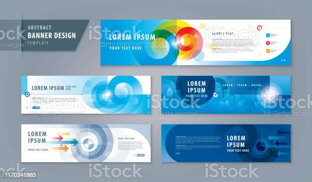 Abstract banner design web template set horizontal header web banner vector id1170341863?b=1&k=6&m=1170341863&s=612x612&h=v2z zfnllbfugljhnqijpdzyo441gzxn4snkucq 9ru=