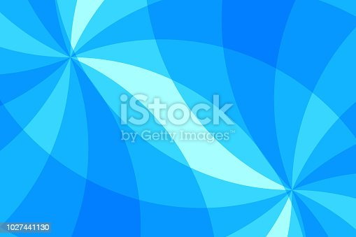 Abstract banner with geometric curves, abstract background, presentation template, vector backdrop