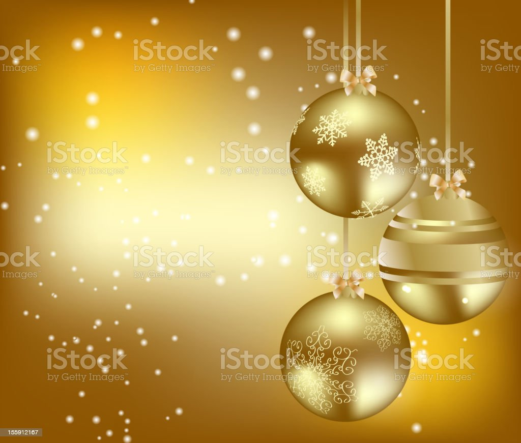Abstract beauty Christmas and New Year background. royalty-free stock vector art