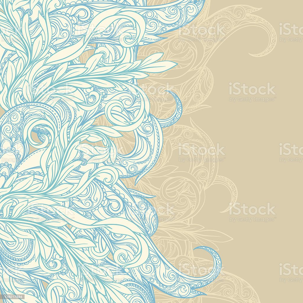 abstract beige background royalty-free stock vector art