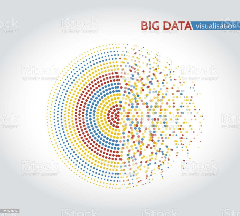 Abstract big data machine learning algorithms.