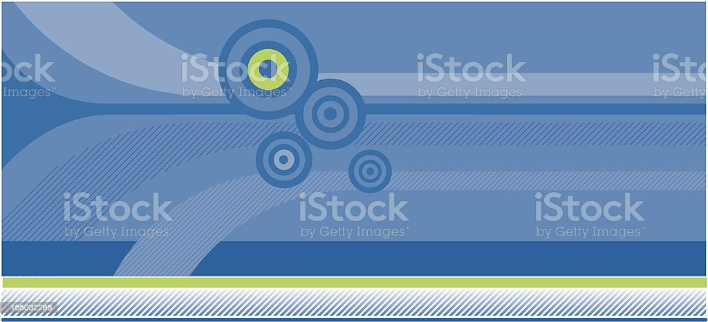 Abstract bits 5 royalty-free stock vector art