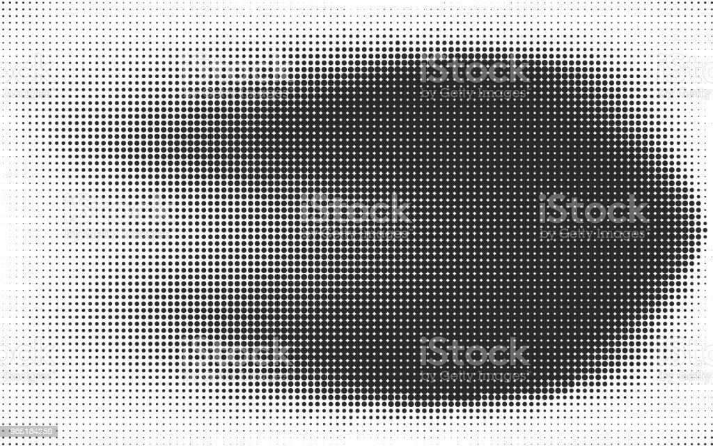 Abstract black and white dotted background abstract black and white dotted background - stockowe grafiki wektorowe i więcej obrazów abstrakcja royalty-free