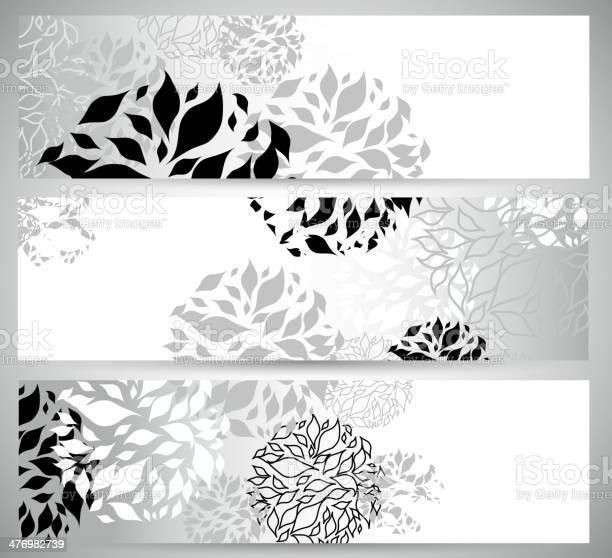 Abstract black and white floral pattern banner background vector id476982739?b=1&k=6&m=476982739&s=612x612&h=laxkrexecizsqpejkj5fasjmrccacdb3bfmoty3hwsg=