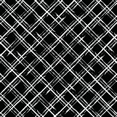 abstract black and white net pattern background for design