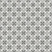 abstract black and white pattern background for design