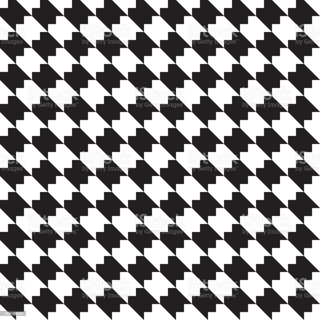 Abstract black and white seamless pattern. royalty-free abstract black and white seamless pattern stock vector art & more images of abstract