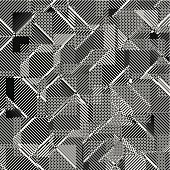 abstract black and white stripe pattern background for design.(ai eps10 with transparency effect)