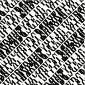 abstract black and white stripe pattern background for design