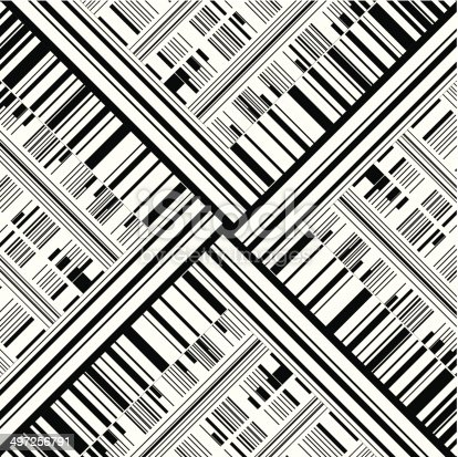 istock abstract black and white stripe pattern background 497256791