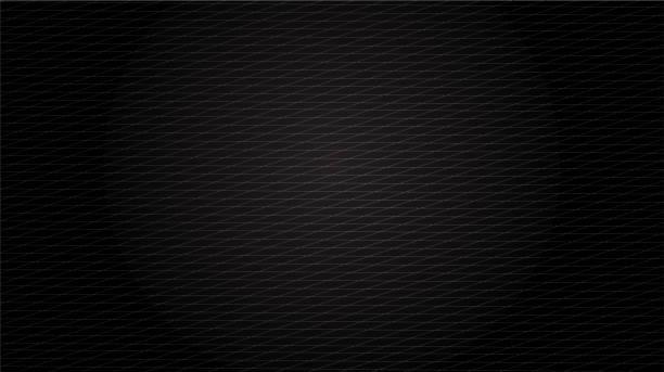 abstrakcyjne czarne tło. ciemne chłodne tło. ilustracja wektorowa. okładka geometryczny szablon banner - ciemny stock illustrations