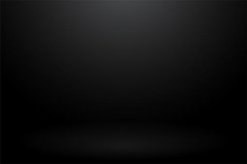 Fondo negro abstracto degradado que luce moderno