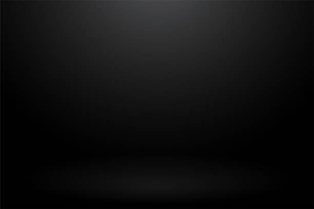 abstrakcyjne czarne tło gradient, który wygląda nowocześnie - ciemny stock illustrations